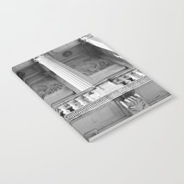 Architecture of Providence Rhode Island Notebook
