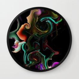 acrylic marble Wall Clock