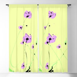 Roseate Jewels No.12o by Kathy Morton Stanion Blackout Curtain