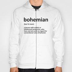 bohemian Hoody
