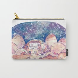 The House in the Desert Carry-All Pouch