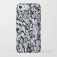 black and gold iPhone & iPod Cases featuring Black Gold by Marina Scheinost