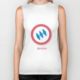 Bayern Munich Smooth Logo Biker Tank