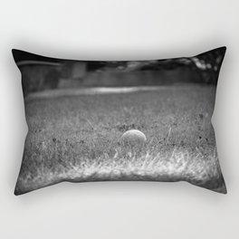 En el punto de mira Rectangular Pillow