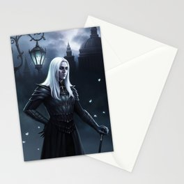 Gaslight Hades Stationery Cards