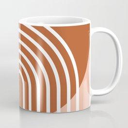 Mid Century Modern Geometric 2 Coffee Mug