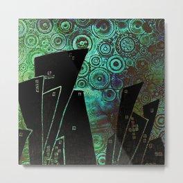 La City - New 2 Metal Print