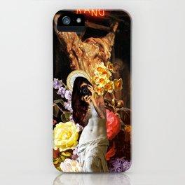 Venus de Milo Selfie. iPhone Case