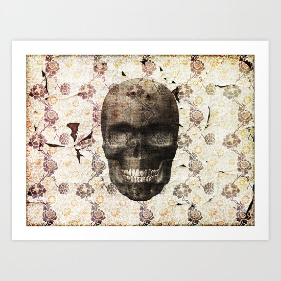 This Place is Death Art Print