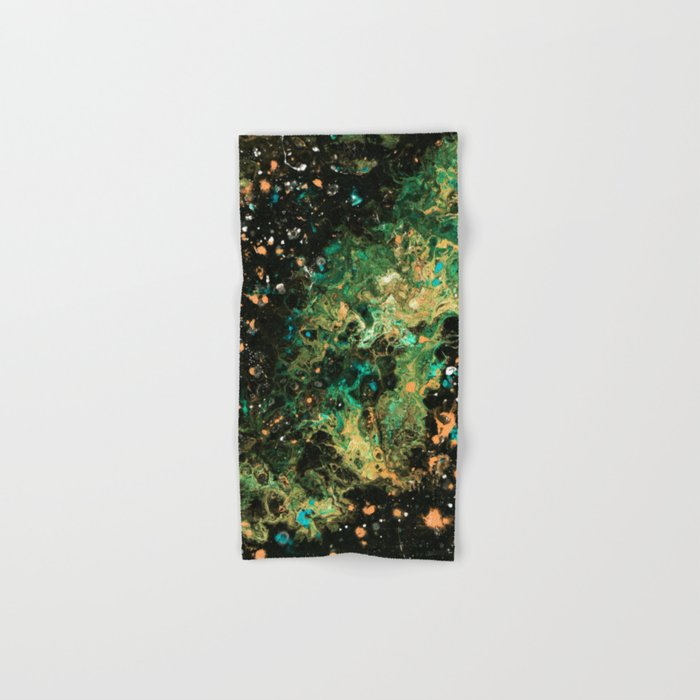 Star Burst II Hand & Bath Towel
