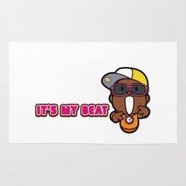 It's My Beat ! Rug