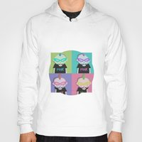 punk Hoodies featuring Punk? by Maripili