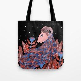 Zodiac - Aries Tote Bag