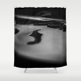 CUTAWAY Shower Curtain