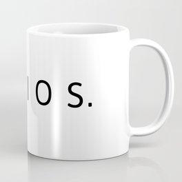 Adios Coffee Mug