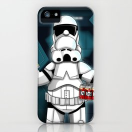 May The Duff Be With You. iPhone Case