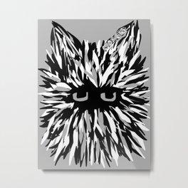 Cat by Masato Metal Print