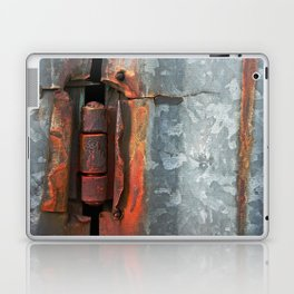 Hinge and Rust Wave Laptop & iPad Skin