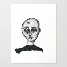 Pierre Canvas Print