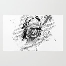 Niccolò Paganini Rug