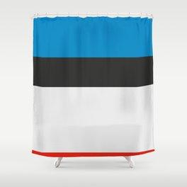 Mid Century Modern Vintage 26 Shower Curtain