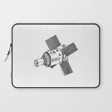 Satellite of Love Laptop Sleeve