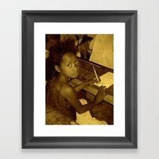 Learning Framed Art Print