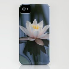Water Lily iPhone (4, 4s) Slim Case