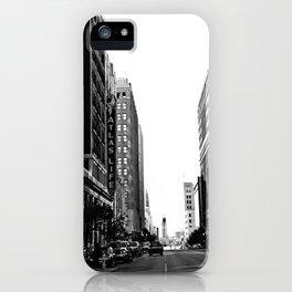Downtown Tulsa  iPhone Case