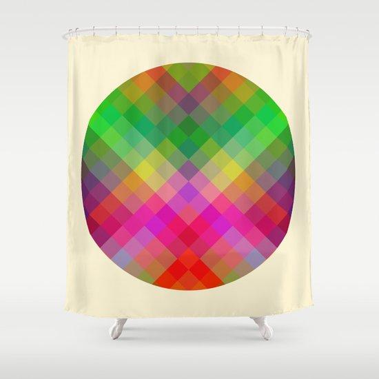 Ginko Shower Curtain