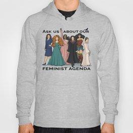 Feminist Agenda Hoody