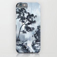 Blue Landscape  Slim Case iPhone 6s