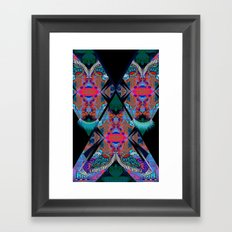 Faux Framed Art Print
