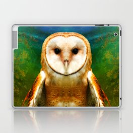 Her Memory Enshrouds My Heart (brighter version) Laptop & iPad Skin