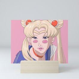 Sailor Scout Art Mini Art Print