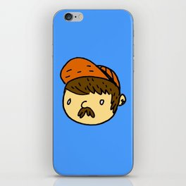 Just Your Average Guy iPhone Skin