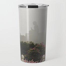 Tian Tan Buddha Travel Mug