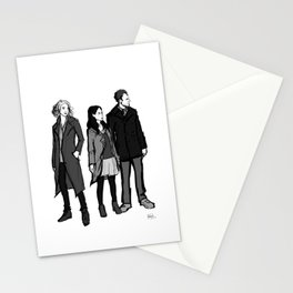 elementary: the diabolical kind Stationery Cards