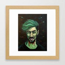 Antisepticeye Framed Art Print