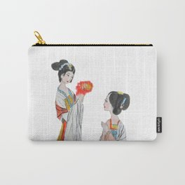 Two ancient Chinese beauties Carry-All Pouch