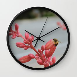 Is It Open Yet? Wall Clock