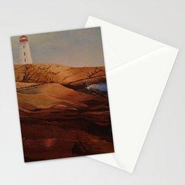 Lighthouse Stationery Cards