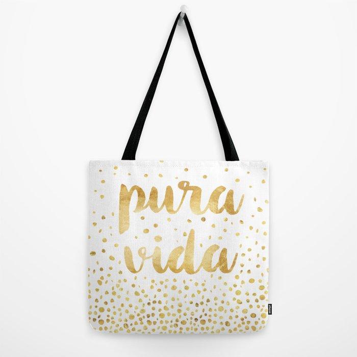 VIDA Tote Bag - Pretty Pineapple II by VIDA