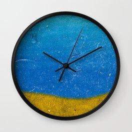Sand and Sea Wall Clock