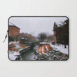 Let it snow Laptop Sleeve