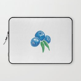 Why So Blueberry? Laptop Sleeve