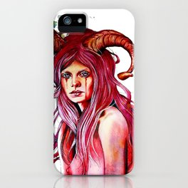 The Aries iPhone Case
