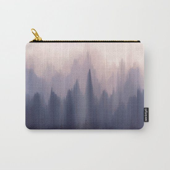 Morning Fog I Carry-All Pouch