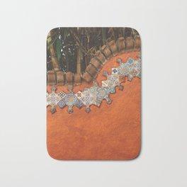 Mexican Tile Bath Mat