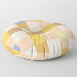 above the surf Floor Pillow